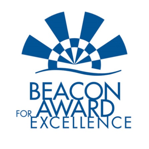 Beacon Award logo
