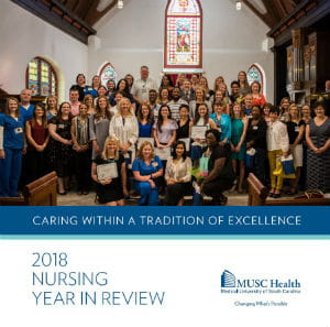 Thumbnail image of the cover of the 2018 Nursing Year in Review