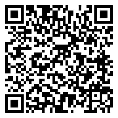 QR code to schedule COVID-19 Screening