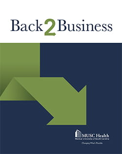 Back 2 Business brochure cover