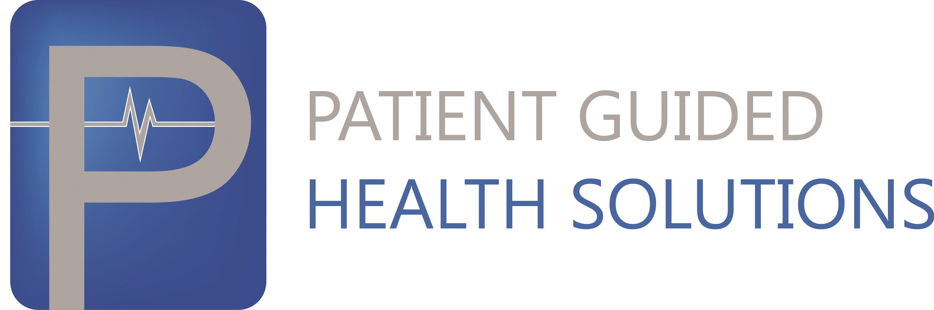Patient Guided Health Solutions Logo