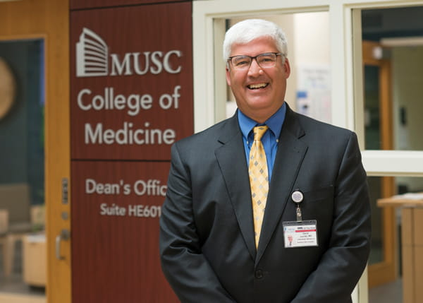 Photo of David S. Louder, III, M.D., MBA