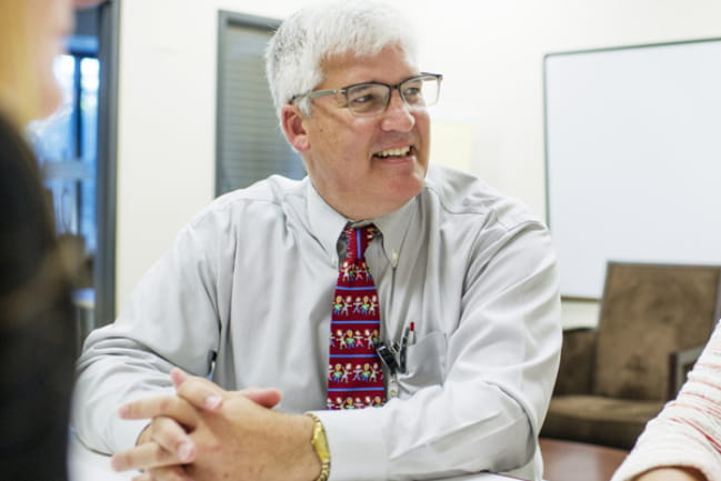 Photo of Dr. David Louder