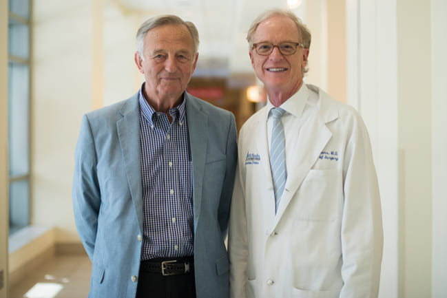 Dr. Peter B. Cotton and Dr. David B. Adams