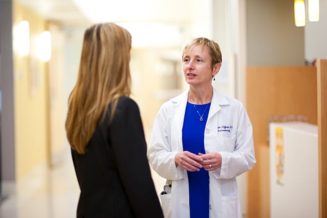 Brenda Hoffman, M.D., is chief of MUSC Health's new Digestive Disease, Endocrine & Metabolism Integrated Center of Clinical Excellence