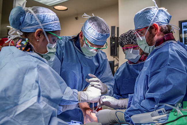 MUSC Health performs its first 3D-printed talus replacement