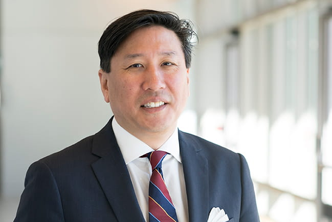 Eugene S. Hong, M.D., New Chief Physician Executive
