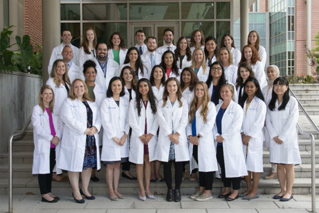 Pharmacy Residency Students