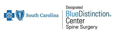 Blue Cross Blue Shield Spine Logos