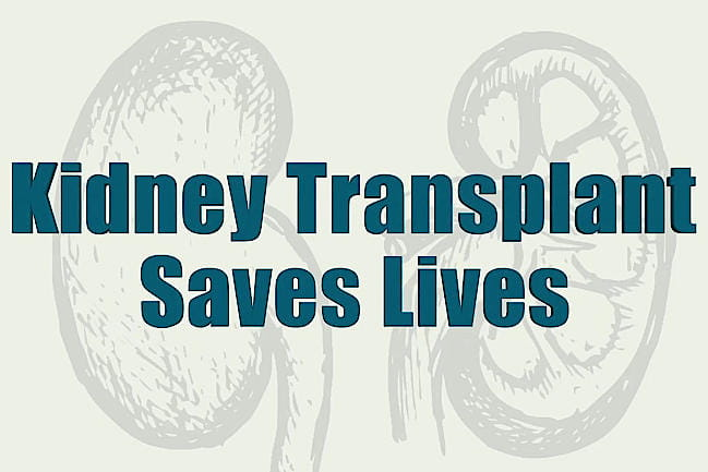 Kidney Transplant Compared to a Life on Dialysis | MUSC