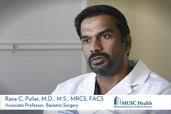 A Candidate For Weight Loss Surgery Musc Health Charleston Sc