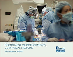 Orthopaedics 2018 Year in Review Cover