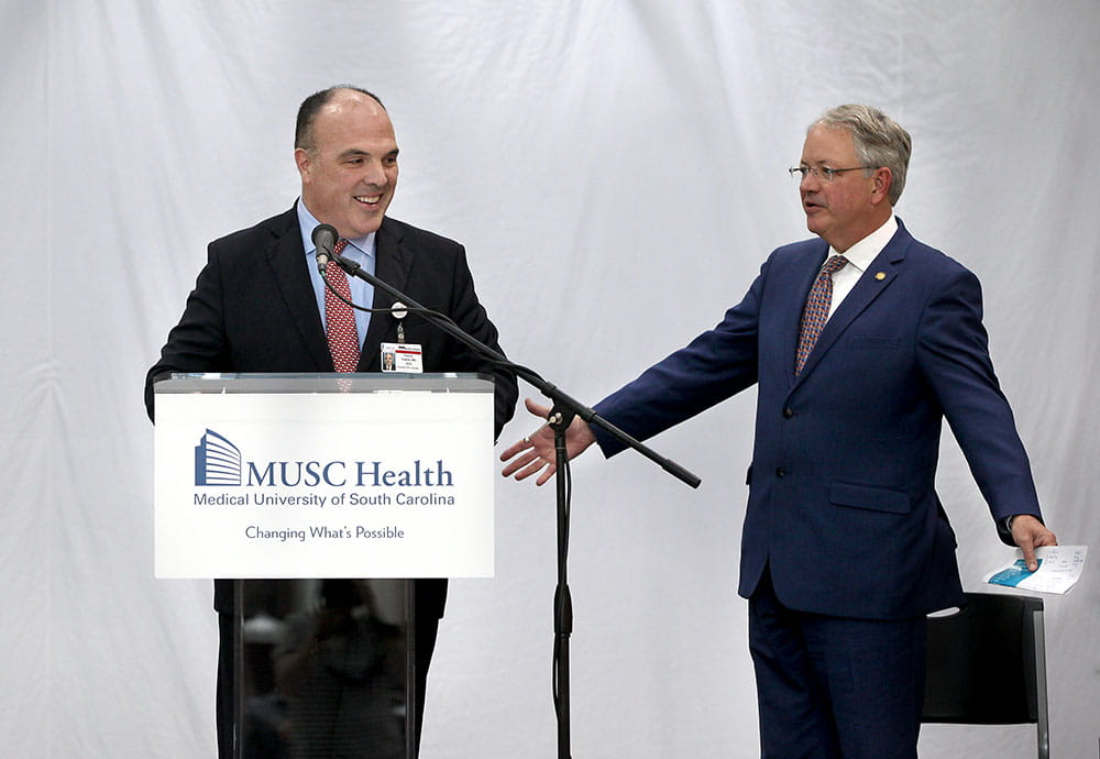 Citadel Mall to become Epic Center, home of new MUSC Health West