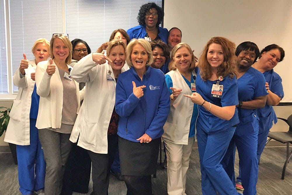 MUSC Health employees in Florence